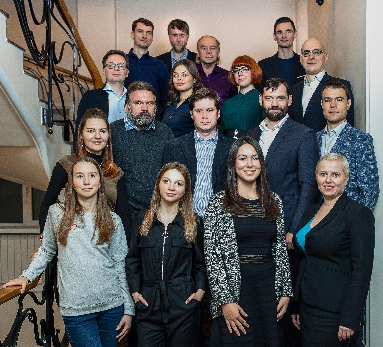 M&S Decisions Team / Сотрудники компании ООО «Эм энд Эс десижанс»